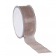 Organza, width 40mm, length 50 m, with selvage